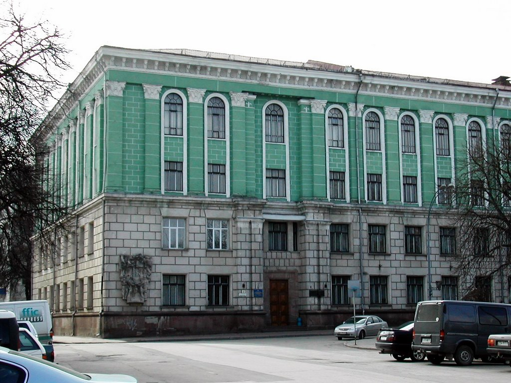 Medical institutions (hospitals) of the Ternopil region: a selection of sites